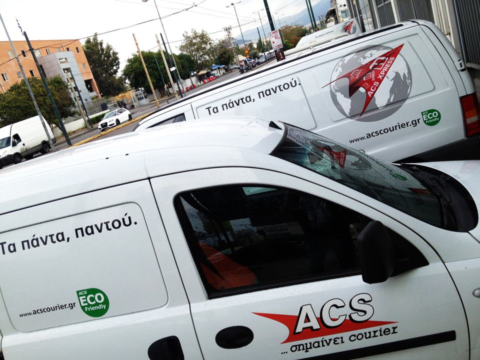 Mobile υπηρεσία «ACS ReDirect» από την ACS Courier