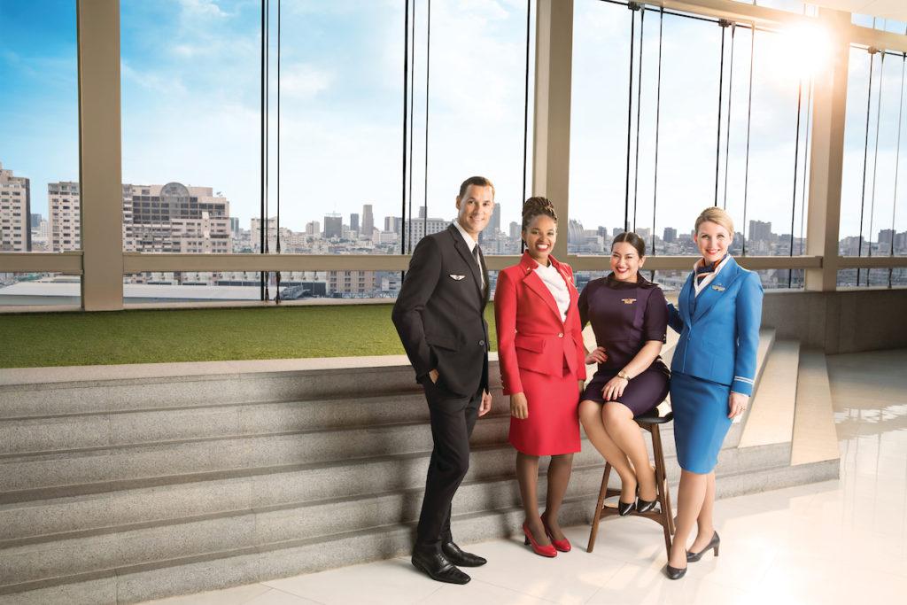 Air France KLM Delta Virgin Atlantic